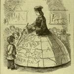 governess crinoline globe